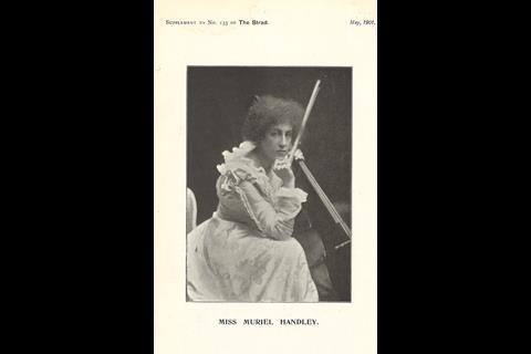 Muriel Handley